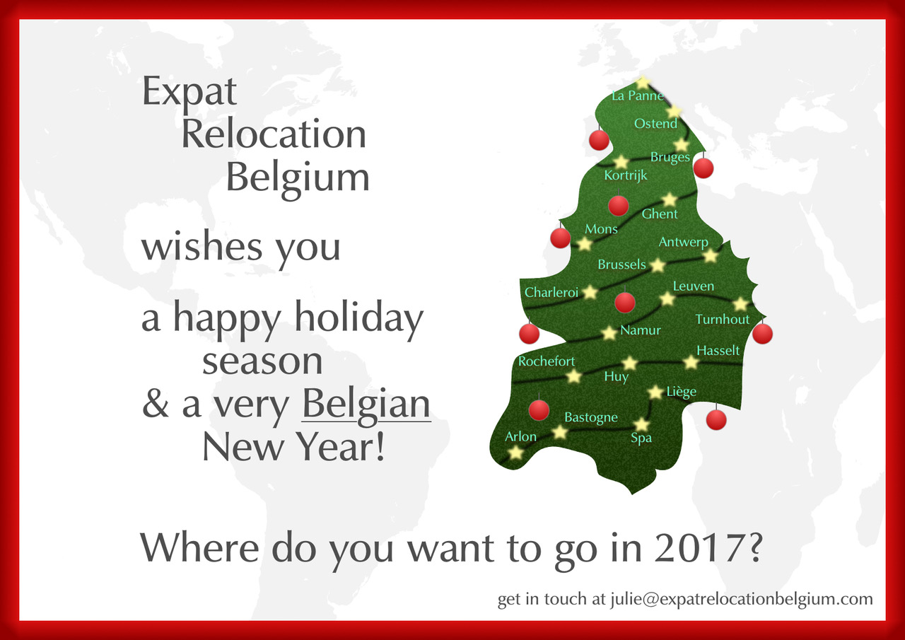 Expat relocation belgium greetings ny2017 erb wish you all the best for 2017 and we hope that we can assist you with your relocation kristyandbryce Image collections
